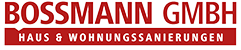 Bossmann Würzburg | Sanierung und Renovierung aus einer Hand Logo